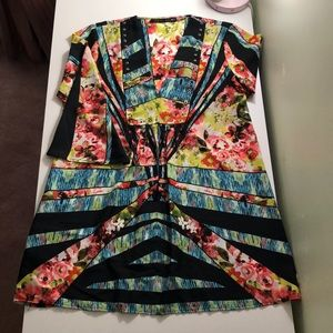 Ivanka Trump short dress